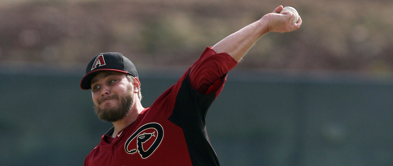 Wade Miley Diamondbacks