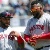 Pablo Sandoval and David Ortiz