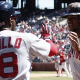 Rusney Castillo and Hanley Ramirez