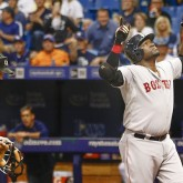 David Ortiz 500th Homerun